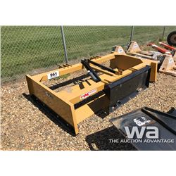 SKID STEER BOX GRADER