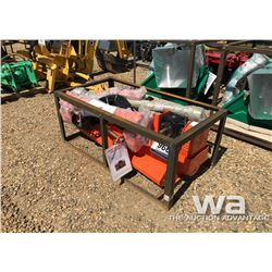 HORIZONTAL / VERTICAL OFFSET FLAIL MOWER