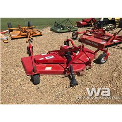 "3 PT. FARM KING 84"" MOWER"