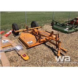 "WOODS 60"" TRAILTYPE MOWER"