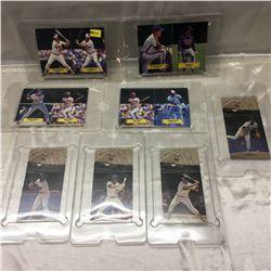 1985 Leaf Baseball Pop-Ups (12 Cards)