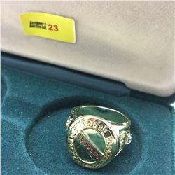 Molson Canadian NHL Rings (CHOICE of 2)