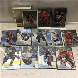 Hockey Cards (Fleer & Donruss)
