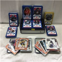 Collector Player Tins (w/Variety Cards)