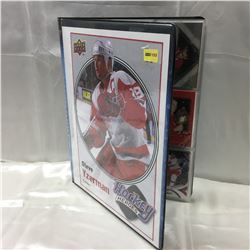 Detroit Red Wings Card Collection (127 Cards)