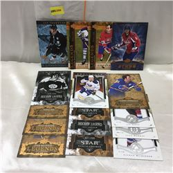 """Upper Deck Artifacts """"Legends"""" Variety Years (16 Cards)"""