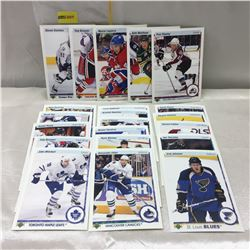 """2010 Upper Deck """"20th Anniversary"""" (20 Cards)"""