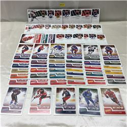 """2011/12 Upper Deck """"Victory"""" Game Breakers (21) & Stars of the Game (46)"""
