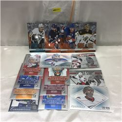 """2013./14 Panini """"Select"""" (9) & In The Game """"Masked Men"""" (6)"""