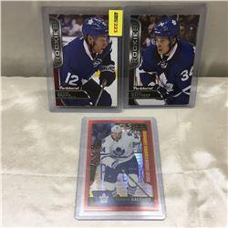 Maple Leaf Rookies (3 Cards)