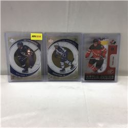 2015/16 Upper Deck (3 Cards) Limited Editions