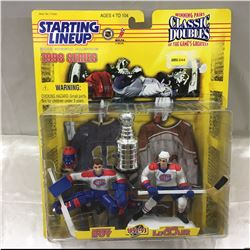 "Starting Lineup Figurines 1998 Series ""Classic Doubles"""