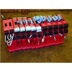 Lot of Allen Bradley Safety Relays - SEE PICS!!!
