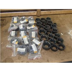 Lot of Misc Collet Nuts