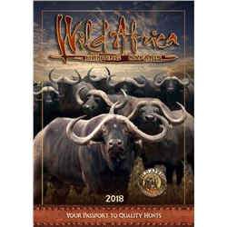 Seven Day Cape Buffalo Hunt for One Hunter and One Observer