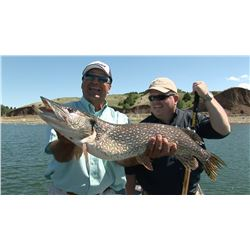 Cheyenne Ridge All-Inclusive Guided Fishing Trip for Two Anglers