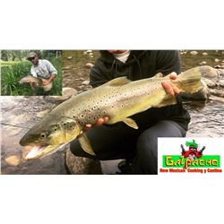 Trip Package - Fly Fishing Trip with Dinner Sponsored by: Durangler's & Gazpacho