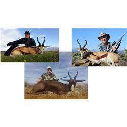 Hunt Package - Safari in South Africa Sponsored by: Gamka Safaris