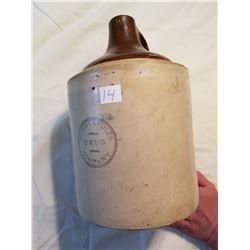 Minneapolis Drug Company Jug-1 gallon