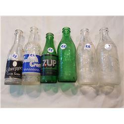 Bottle Lot #3 Smaller Sizes