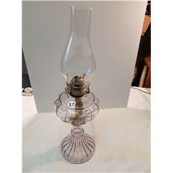 Light Purple Orchid? Oil Lamp