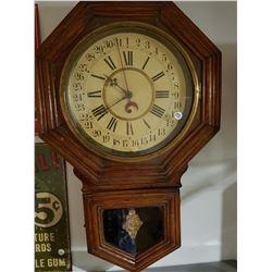 Large Gilbert Wall Clock -Offic/School