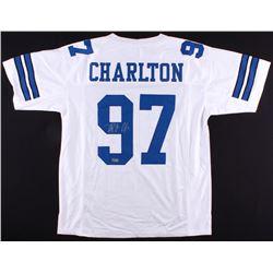 e76e4ebe075 Taco Charlton Signed Cowboys Jersey (Radtke COA)