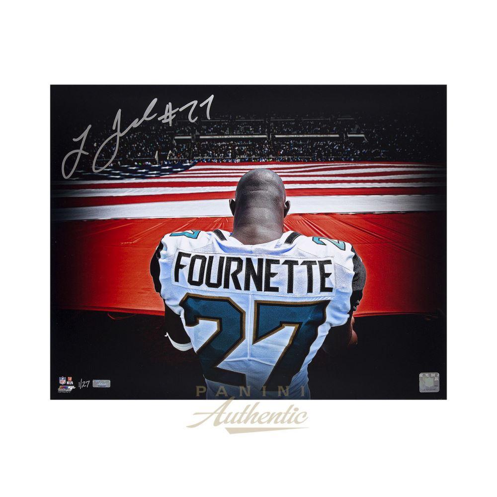 6432ac7e9 Image 1 : Leonard Fournette Signed Jaguars