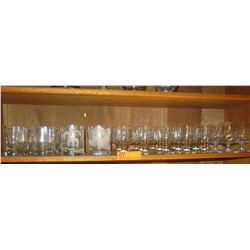 Stemmed Cocktail Glasses: Tumblers, Snifters, Stemmed Cocktail Glasses