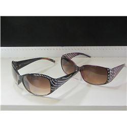 New Women's Panama Jacks Sunglasses - 2 pair