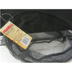 New Frabill Trout Net cushion grip /rubber  tangle free mesh for catch and release