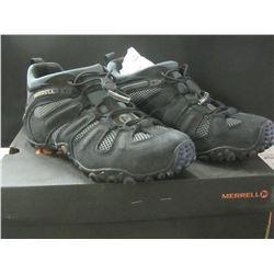 Mens shoes Merrell size 8 black