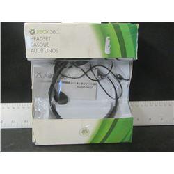 X- Box 360 Headset