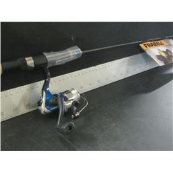 New Frabill panfish popper pro Ice Fishing Rod & Reel