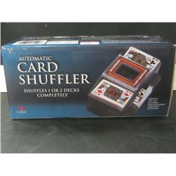 New Automatic Card Shuffler / shuffles 1 or 2 decks completely