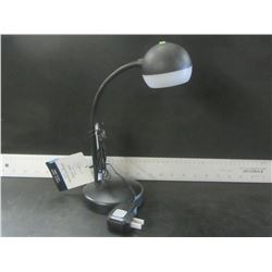 New LED Desk lamp 12.75 inches fully adjustable