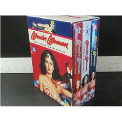 New the complete Wonder Woman DVD Collection / seasons 1/2/3