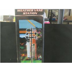 """New Weather Vane Station / 56"""" high easy to install"""