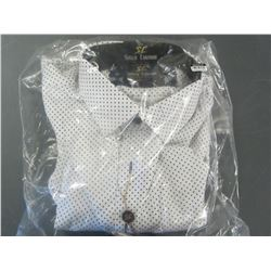 New Mens Suslo Couture Dress Shirt size 3XL /  7