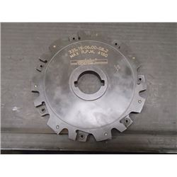 "Carboloy 6"" Indexable Slot Milling Cutter, P/N: 335.19-06.00-08.2"