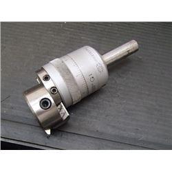 Cruchelegui D-100, 10mm Capacity Adjustable Boring Head
