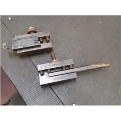 "Yuasa 1"" Capacity Lathe Tool Holder Tool Posts, See Desc for Info"