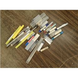 Lot of Misc Metalworking Cutters