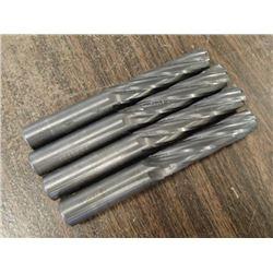 Solid Carbide 18mm 6FL End Mills