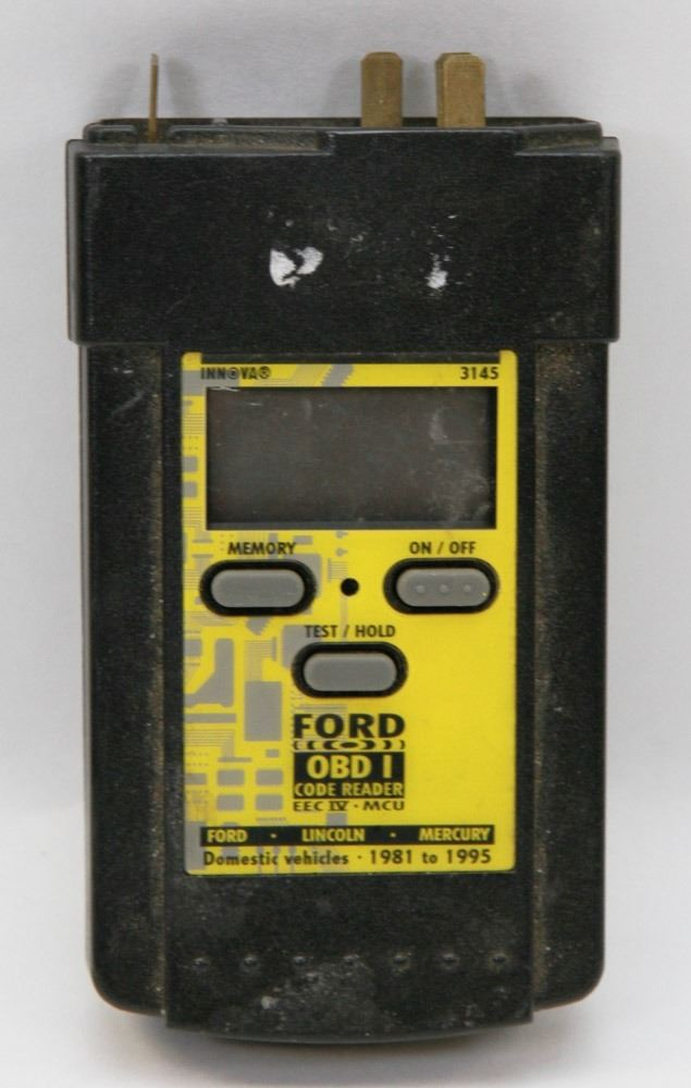 FORD OBD1 CODE READER 1981 TO 1995
