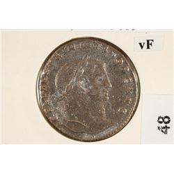 308-313 A.D. MAXIMINUS II ANCIENT COIN VERY FINE