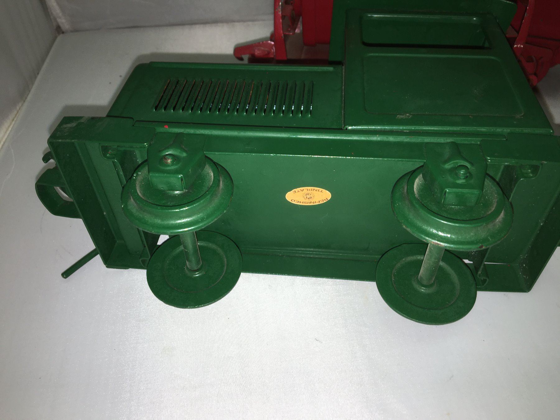 T-Reproductions Buddy L Large Scale Work Train