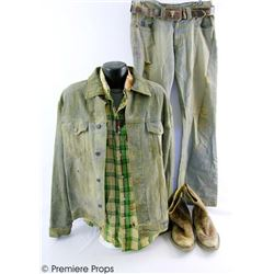 Resident Evil: Extinction Chase (Linden Ashby) Movie Costumes
