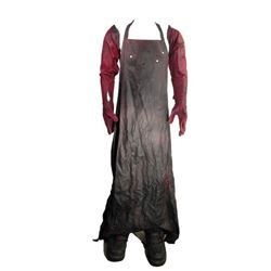 Resident Evil 5 The Axe Man #1 (Ray Olubowale) Movie Costumes