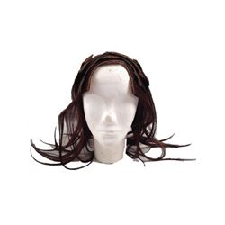 Resident Evil: The Final Chapter Alice (Milla Jovovich) Hair Clone Extenstions Movie Props